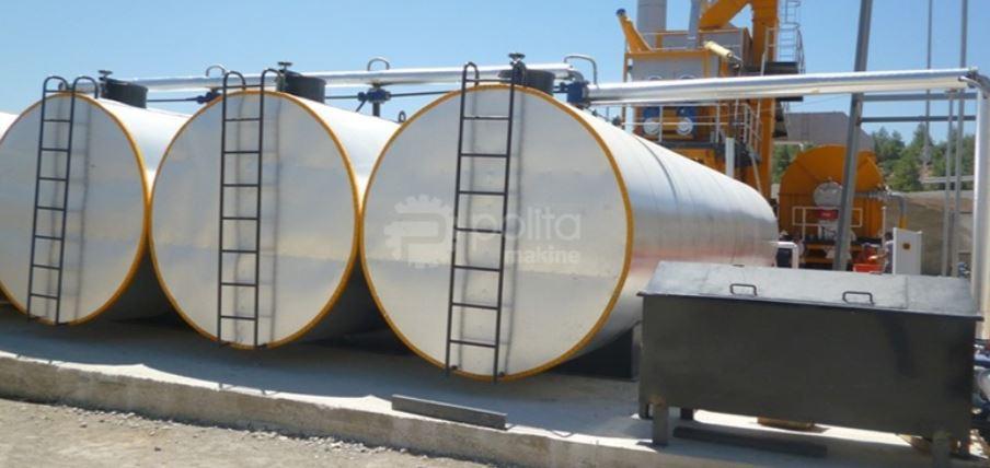 Bitumen Storage Systems Polita Makine